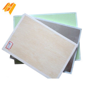 High Quality PVC Laminated Gypsum Ceiling Tile (238) pictures & photos
