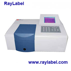 Spectrophotometer Visible Spectrophotometer for Analysis Instrument (RAY-723N) pictures & photos