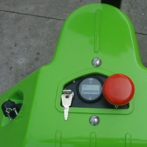 2 Ton Electric Pallet Truck pictures & photos
