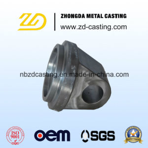 Machining with High Manganese Steel Forging for Ground Engingeering pictures & photos