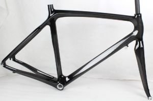 Carbon Fiber Road Bike Frame pictures & photos