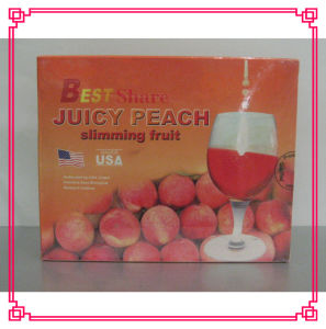 Best Share Peach Juice for Slimming Body pictures & photos