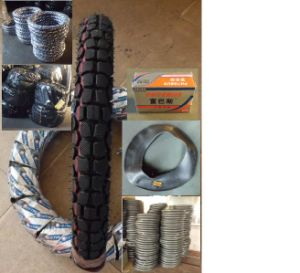 off Road Tube Tire 300-18 pictures & photos