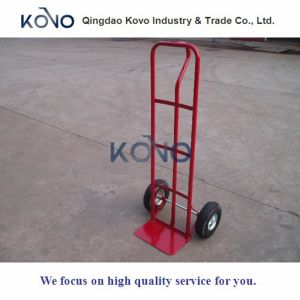 Best Selling Hand Trolley Sack Truck pictures & photos
