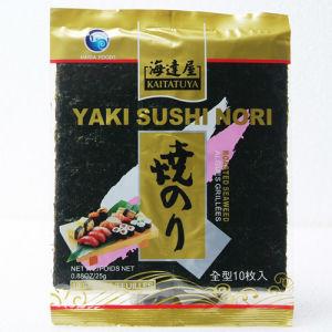 Yaki Sushi Nori (Roasted Seaweed) 10sheets