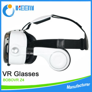 Vr Virtual Reality Xiaozhai Bobovr Z4 3D Glasses with Headphone pictures & photos