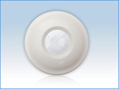 Wireless Ceiling Mount Dibit PIR Detector