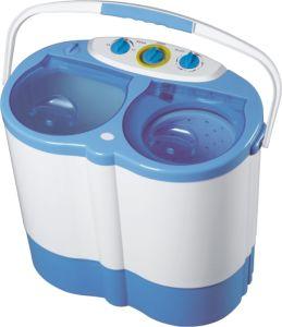Twin Tub Mini Washing Machine