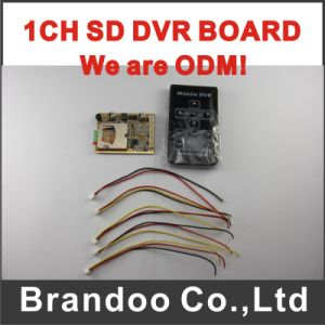 Inspection Camera Use Smallest SD Card DVR Module From China Factory Brandoo pictures & photos