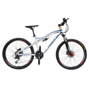 "26"" Alloy Frame 27sp Mountain Bikes"