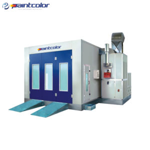 Full Downdraft Dry Filter Spray Booth (PC14-S300) pictures & photos