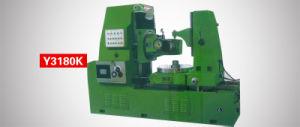 Heavy Duty Gear Hobbing Machine (Y3180K) pictures & photos