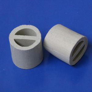 Chemshun Ceramic Baffle Ring Used in Chemical Industry Manufactueres pictures & photos