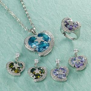 CZ Jewelry Set pictures & photos