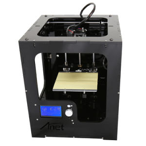 Mini Compact 3D Desktop Printer Machine with Buildin Firmware pictures & photos