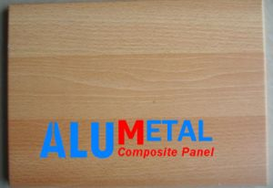 Wooden Cladding Panel