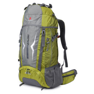 Travel Mountain Outdoor Sport Climbing Camping Hiking Backpack Bag pictures & photos