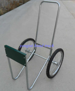 Galvanized Firewood Cart pictures & photos