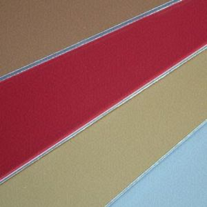 Germ- and Dust-resistant PE Coating Aluminum Composite Panel, Customized Specifications Accepted