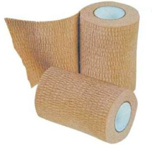 High Quality Non-Woven Self-Adhesive Bandage with CE &ISO pictures & photos