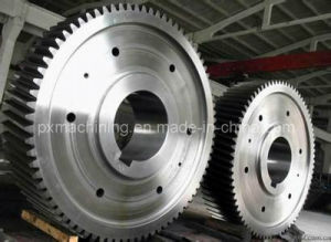 OEM Cast Steel Casting Gear for Mining Machine