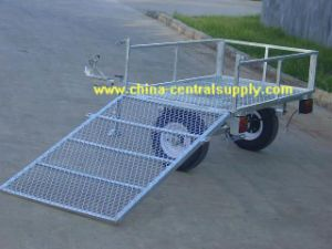1.2x0.7m Scooter Trailer (CT0009) pictures & photos