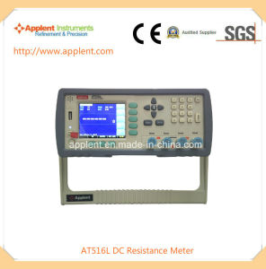 China Factory DC Resistance Meter for Relay Resistance (AT516L) pictures & photos