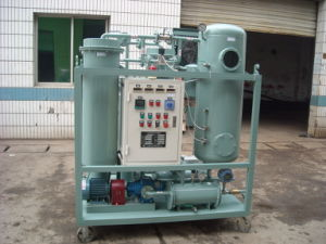 Ty Turbine Oil Cleaning System Turbine Oil Purifirer Dehydration, Dewater, Deimpurify Purifier