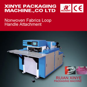 Non-Woven Handle Bag Making Machine (XYNB) pictures & photos