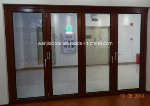 Professional Manufacturer Aluminum Folding Door (A-folding-D02)