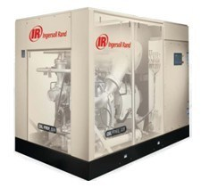 Ingersoll Rand Oil-Free Rotary Screw Air Compressor (SL75 SM75 SH75) pictures & photos