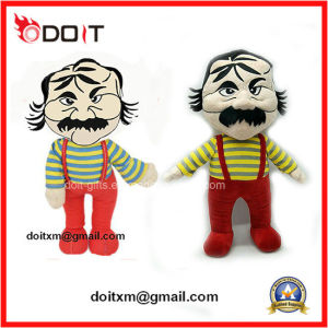 En71 Custom Made Cartoon Girls Baby Stuffed Toy Plush Rag Doll pictures & photos