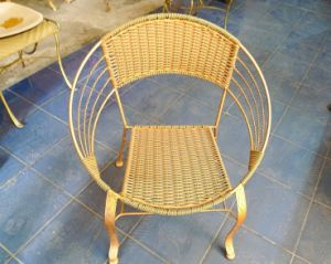 Metal Chair (XJ007-1)