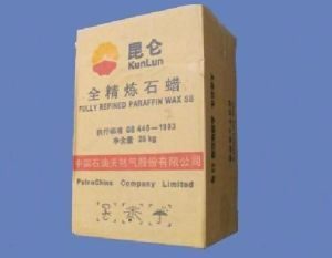 Kunlun Fully Refined Paraffin Wax (58/60) pictures & photos