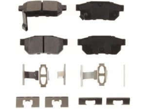 Rear Axle Breaking Brake Pads Set OE Quallity 7443-D564