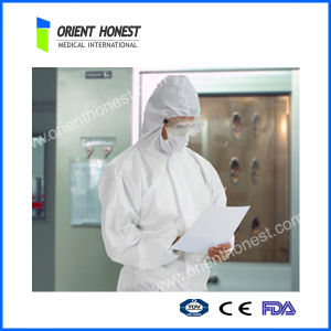 CE ISO Approved Factory Price Non Woven European Coveralls