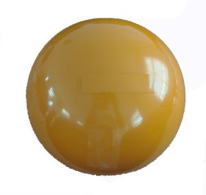 Soft Weighted Toning Ball (HS-WEB Yellow )