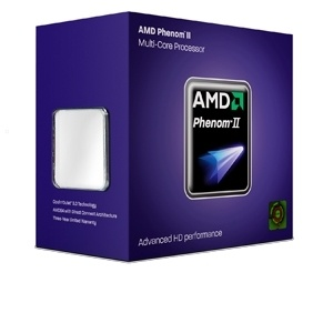 AMD Phenom II 1055T Six Core Processor