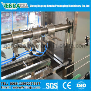 Pet Bottled Linear Type Edible Oil Filling & Packaging Machinery pictures & photos
