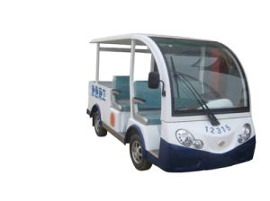 8 Seats Electric Sightseeing Car Krgd08 -1