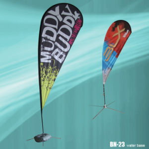 Teardrop Flying Banner Stand (BN-23) pictures & photos