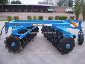 Semi-Mouted Heavy-Duty Offset Disc Harrow pictures & photos