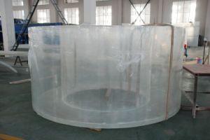Cylindric Acrylic Aquarium pictures & photos