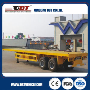 Hot Sale Road Transport Mechanical or Air Suspension Trailer pictures & photos