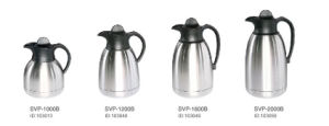 Classical Design Double Wall Stainless Steel Coffee Pot Svp-1600bt pictures & photos
