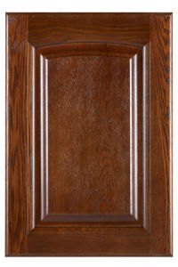 Solid Wooden Kitchen Cabinet Door (R-08881)