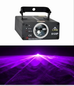 Purple Laser Stage Light, DJ Lighting (S120P)