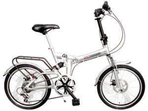 China Folding Bicycle Foldable Bike City Scooter Children Cycle Mini Kenda Tyres 20′′ Shimano pictures & photos