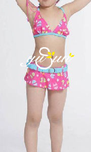 Swimwear / Swimsuit / Beachwear / Girl′s Swimwear (SW0022) pictures & photos