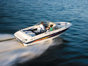 Fiberglass Boat (HA630-Inboard)